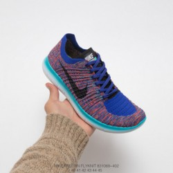 Special Offer Nike Free Rn Flyknit Trainers Shoes Free 5.0 Seven Thousand Double Open Fried Taiwan Imported Fabri