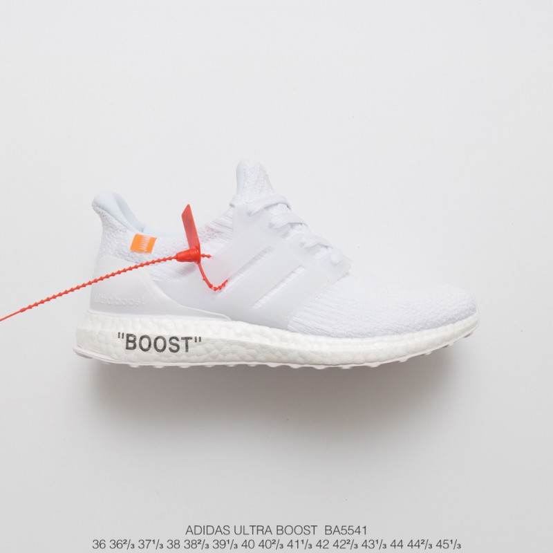 Adidas Ultra Boost Grey Off White,BA5541 Adidas IDAS Off