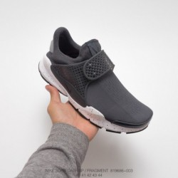 Nike/ Sock Dark Br King Racing Shoes UNISEX Summer Breathable Net Socks Shoes Made With Computer Woven Techniqu