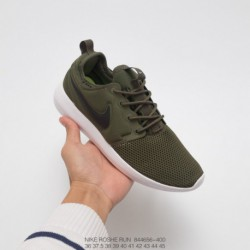 656-400 nike roshe two london's second generation high quality continues the first generation of simple and elegant styl