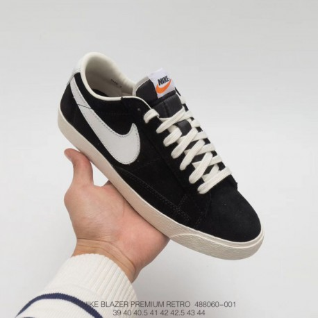 newest 477ec 3fb33 Nike Blazer Low Prm Vintage,Nike Blazer Low Prm,060-001 Nike Blazer Low Prm  Blazer Low Vintage Skate shoes Leisure UNISEX
