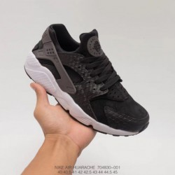Womens-Nike-Huarache-Air-830-400-Nike-Air-Huarache-Wallace-Generation-Vintage-All-match-Jogging-Shoes-Premium-Pigskin-OUTSOLE-A