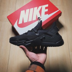 Nike air huarache wallace's sophisticated black warrior nike developers spend a lot of time to tackle this subjec