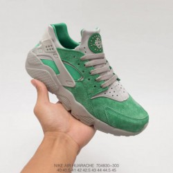 830-400 Nike Air Huarache Wallace Generation Vintage All-Match jogging shoes premium pigskin outsole air classic all-Match leis