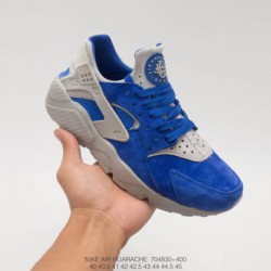 Nike-Huarache-Air-830-400-Nike-Air-Huarache-Wallace-Generation-Vintage-All-match-Jogging-Shoes-Premium-Pigskin-OUTSOLE-Air-Clas