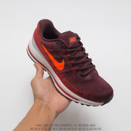 save off d9abd aced8 908 600 Nike Air Zoom Vomero13V13 Air Mesh Breathable Super Cushioning  Sports Trainers Shoes Quality Leisure