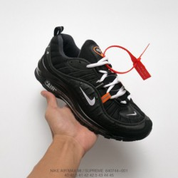 744-001 Virgil Abloh X Nike Air Max 98 The Ten FS