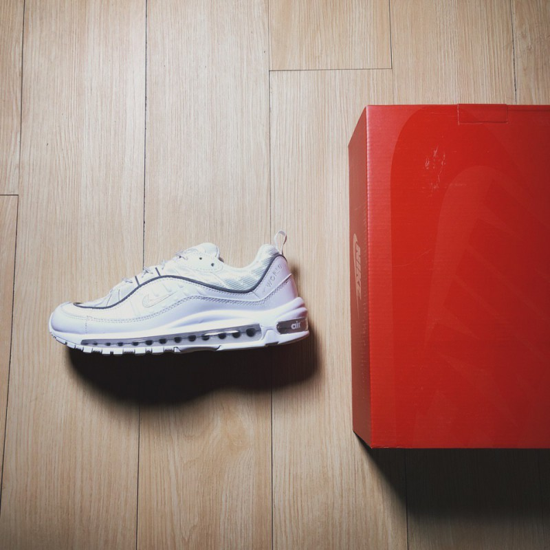 low priced 39505 70b5b Nike Air Max 98 Supreme,Nike Air Max 98 x Supreme Rare ...