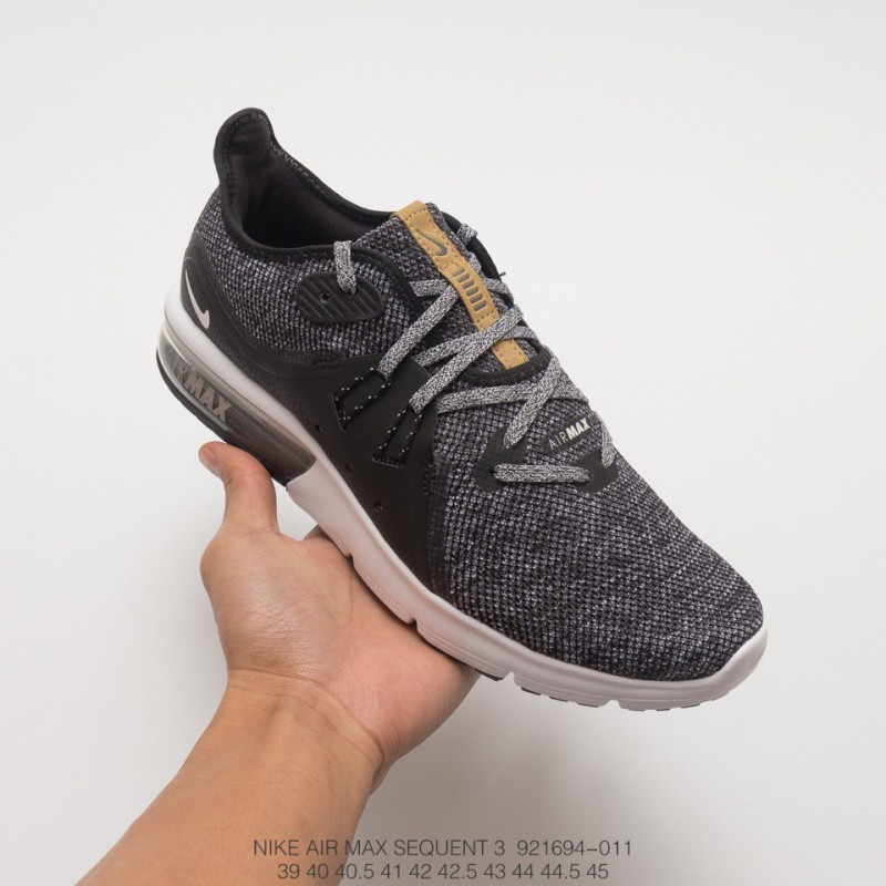 588a3de4bf87a6 694-060 Nike AIR MAX Sequent 3 Men Trainers Shoes Half Dead Air Deadstoc ...