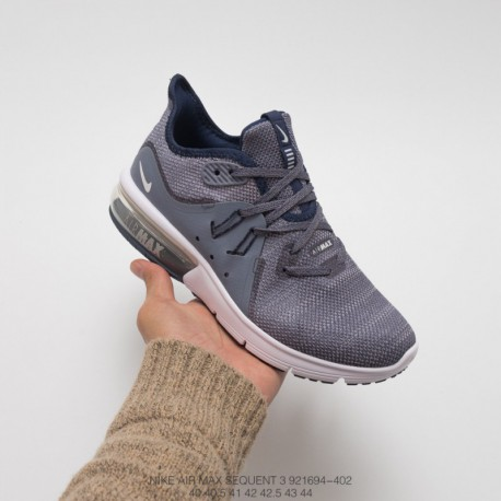 9507716c9dbf 694-011 Nike AIR MAX Sequent 3 UNISEX Trainers Shoe