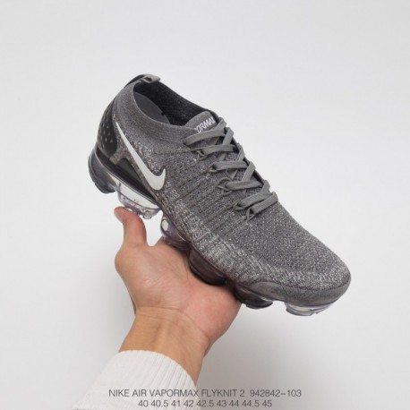 premium selection c885e e2998 All Black Nike Shoes Preschool,All Black Flyknit Nike Air,842-103 Nike Air  VaporMax Flyknit 2.0 W Second Generation Air Max All