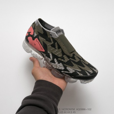 1366ed7fe11 Aq0996-001 Originator Of German Function Brand Crossover ACRONYM X Nike Air  VaporMax Moc 2