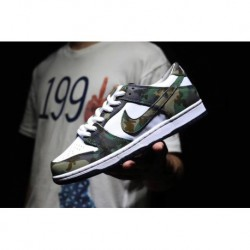 UNISEX Code 36-44 Nike Dunk SB Low Pro Lw Camouflage New Colorwa