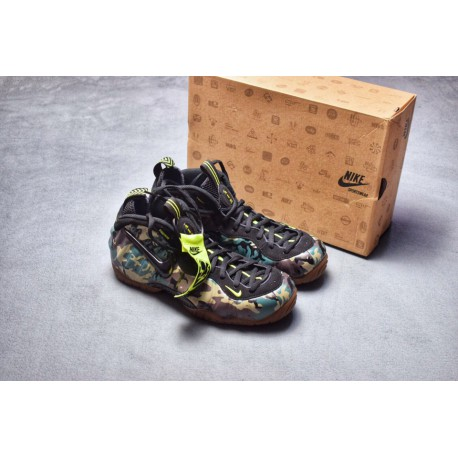 The Nike Air Foamposite One Optic Yellow Drops In 10 Days ...