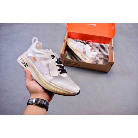 1f0c574fa7e33 Nike OFF-WHITE X Nike Zoom Fly Heavy Launch Crossover OFF-WHITE Managing  Director