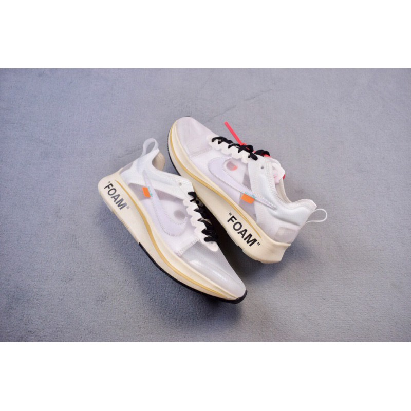 1087b532a53e6 ... Nike OFF-WHITE X Nike Zoom Fly Heavy Launch Crossover OFF-WHITE  Managing Director