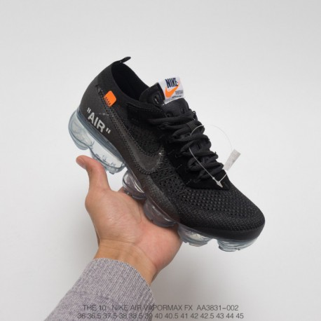 5d71b683519 Aa3831-100 Nike 2018 Crossover Air Nike 2018 OFF-WHITE X Vapormax Crossover  Limited