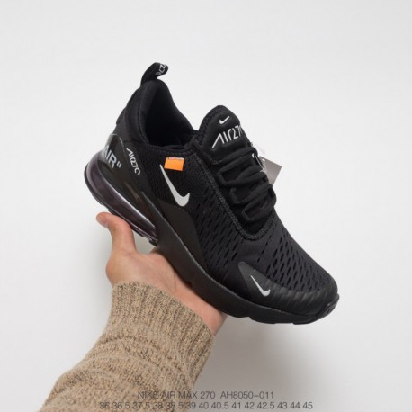 Cheap Nike Wind Suits,Nike Entry Mode Into China,AH8050 100 Nike Air Max 270 Crossover Vintage Wind Heel part design into Visab