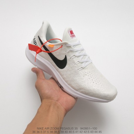 fa2356d0fea 851-100 OFF WHITE X AIR Pegasus Custom Crossover This Is Made Up Of White