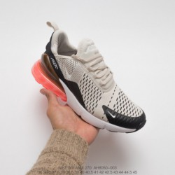 Ah8050-003 Nike Air Max 270 Vintage Wind Heel Part Design Into Visable Ai