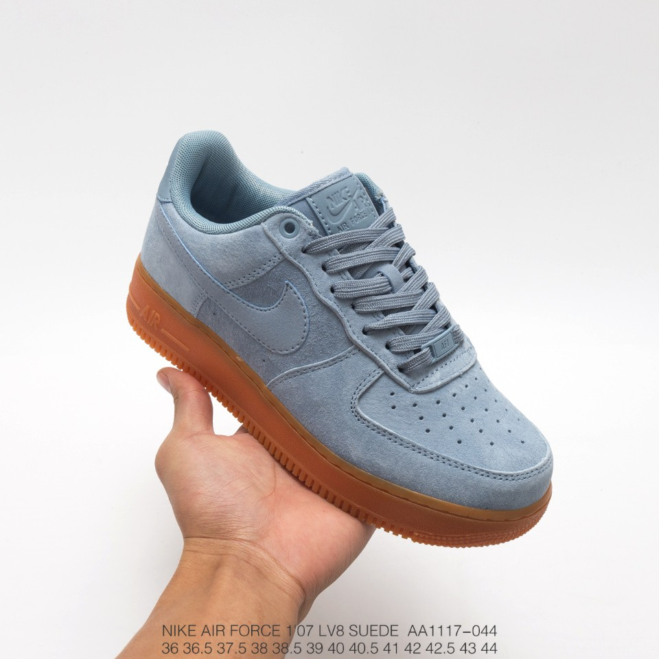 Nike Air Force 1 Lv8 Suede,Nike Air Force 1 Light Blue Suede