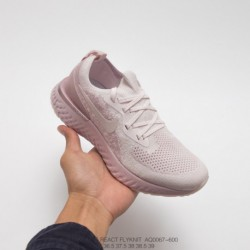 Aq0067-100 nike epic react flyknit men trainers shoe