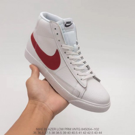 los angeles b30ba bb261 Nike Blazer High Black Leather,Nike Blazer High White Leather,054-103 Nike  Blazer High Nike BLAZER LOW LE Blazer Leather Upper