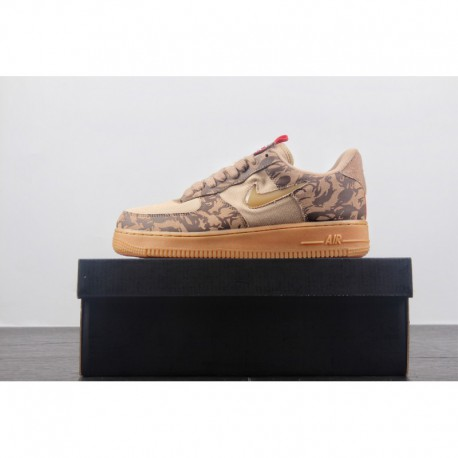 competitive price 98c4a 5e0b5 Air Force 1 Jewel Low British Camouflage