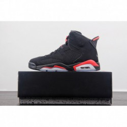 64-060 Annual Hot Cake Aj6 Bred 3m Underply Visible Outside 2019 AIR Jordan 6 OG Black Infrare