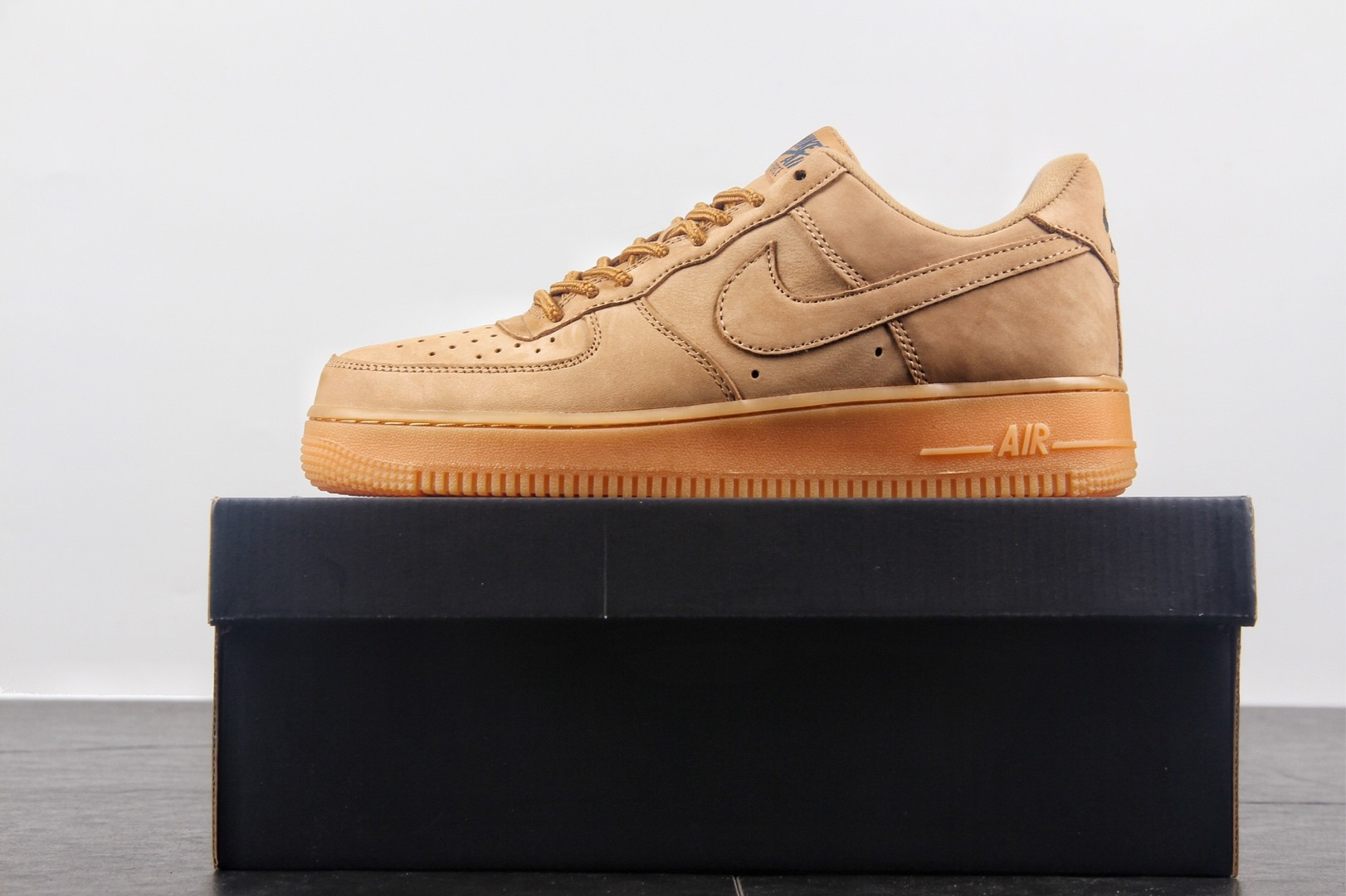 meilleur service 07a3b 21b40 Nike Air Force 1 Material,Nike Air Force 1s Wheat,Upper Suede Edition Nike  Air Force 1 Low AF1 Wheat Air Force One Skate shoes
