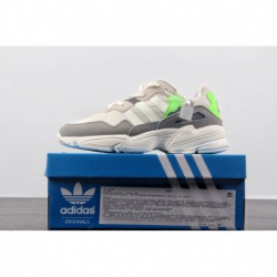 Adidas Originals Yung 96 Vintage Off-white Green Colorway Comes From The Street Research Institute General Release's Unstoppabl