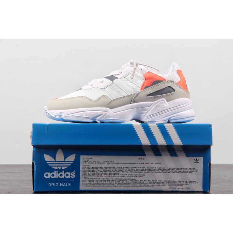 180655cdf Adidas Originals Yung 96 Vintage Off-white Green Colorway Comes From The  Street Research Institute ...