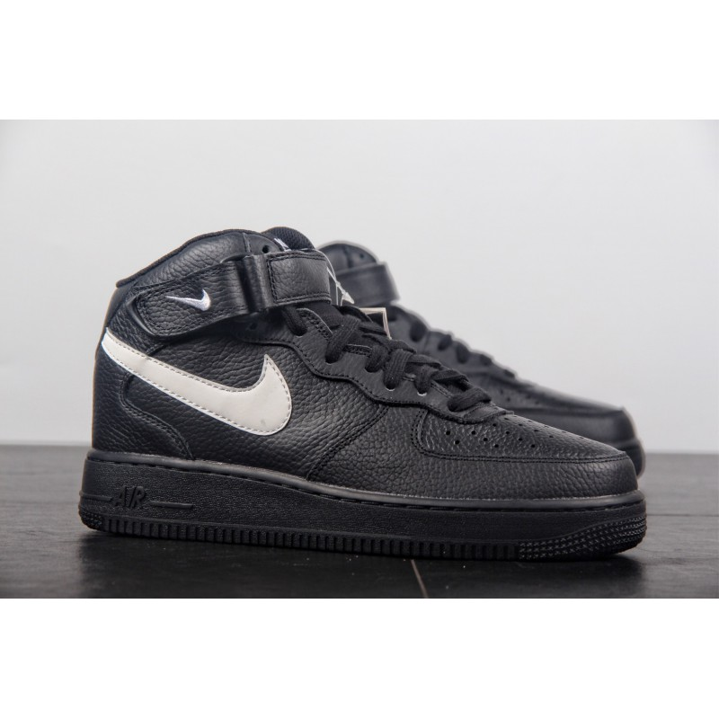 Nike Air Force 1 Low Black Leather,Nike Air Force 1 Low White Gum Sole,Air Force 1 Low AF 1 Lite Black and White Original Packa