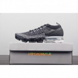 Yin Yang Black And White Colorway Nike Air VaporMax Moc 2 Generation Foot Bandage Steam Air Max Jogging Shoes Ah7006-2011