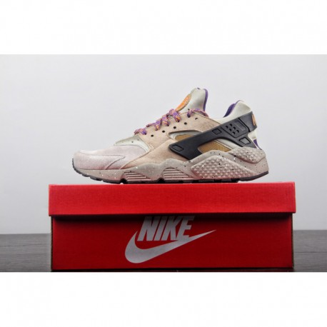 newest dc157 a8d8c ️nike Air Huarache Run Premium, The First Generation Of Wallace Vintage  Jogging Shoes Off-