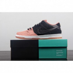 Nike SB Dunk Low Prm 313170-603 Salmon Michigan Skate Board Store Premier Brings Together The Nike SB To Bring The Exquisite Cr
