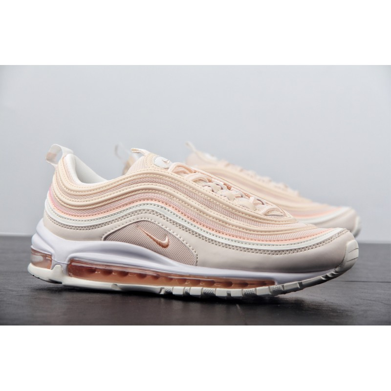2018 Real Women Nike Air Max 97 Peach Blossom Red White | FL