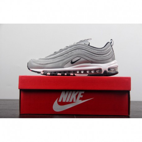 competitive price ad46e eb15b Nike Air Max 97 Silver Bullet Black Friday,The Nike Air Max 97 Silver  Bullet,Nike Air Max 97 OG Black Silver Bullet Full Body 3