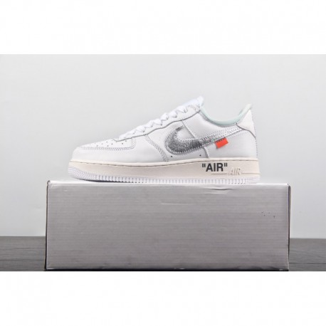 sports shoes c233a 4212b Nike Af1 Low White,Nike Af1 White Low,Original AF1 x OWNike Air ForceOFF  WHITE COMPLEX CON