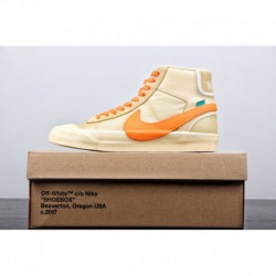 Upcoming Release Agreement Original OFF-WHITE X Nike Blazer Mid All Hallows Ev