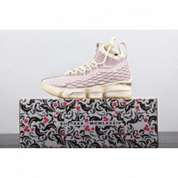 KITH X LeBron 15 NIike Lebron XV James 15th Generation Bespoke Equipped With Real Fiber Total Air Correction Factory Lacing Com