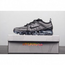 Mens FSR Deadstock 19ss Season Deadstock Nike Vapormax VM3·2019 Translucent Upper Air Max Jogging Shoes Gray Black Plating Prim