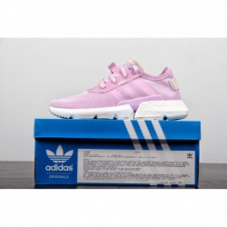 Womens Original BASF EQT Boost Adidas Originals POD-S3.1 boost deadstock ultra boost lightweight jogging shoes lavender off-Whi