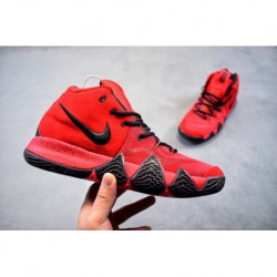 Kyrie-Irving-Basketball-Shoes-Youth-Nike-4-EP-Irving-4th-Generation-High-BASKETBALL-SHOES-FSR-Knitting-Upper-Hard-Rubber-OUTSOL