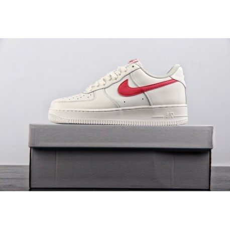 6968c90f38 Original Release Is Better Than Any Previous Air Force 1 Low Original Retro  Milk White Red