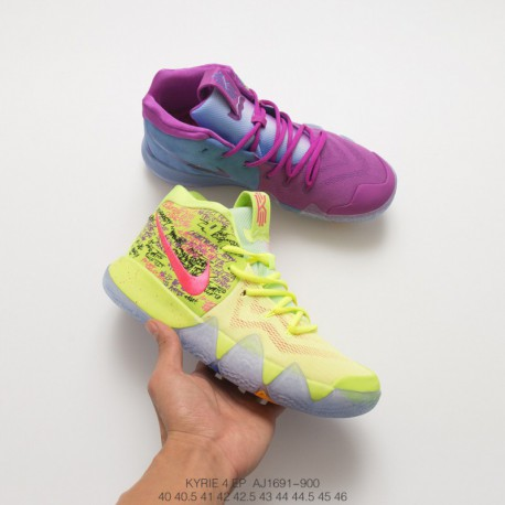 info for 68343 84dd2 Rose City Warriors Basketball,First Ever Basketball Shoes,AJ1968-900 Owen  Nike Kyrie 4 Multicolor Color First ColorWay The firs