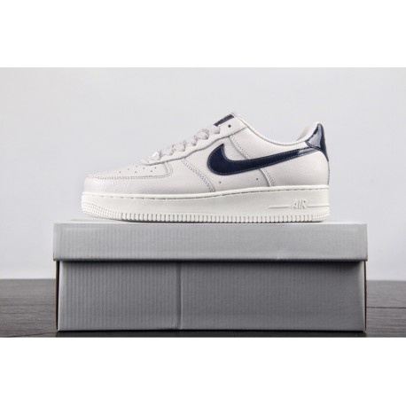Nike Air Force Af1 Obsidian UNISEX Casual Skate Shoes Ah0287-002 Pc Original FSR 4/3 sole ai