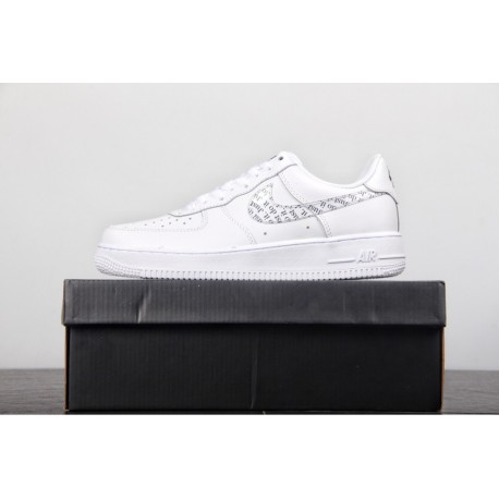sports shoes 8af4c 8aef3 Nike Air Force 1 Lv8 Af1 Air Force One Just Do It Skate Shoes Bq5361-