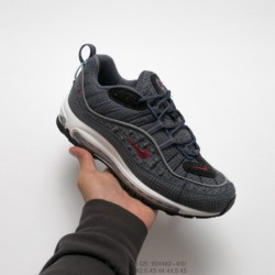 Nike air max 98 qs blue snake ar colorwa