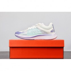 Comfortable feeling super comfort racing shoes trend nike lab zoom fly sp flying marathon high jogging shoes transparent networ